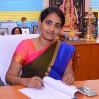Mrs.Brindha correspondent
