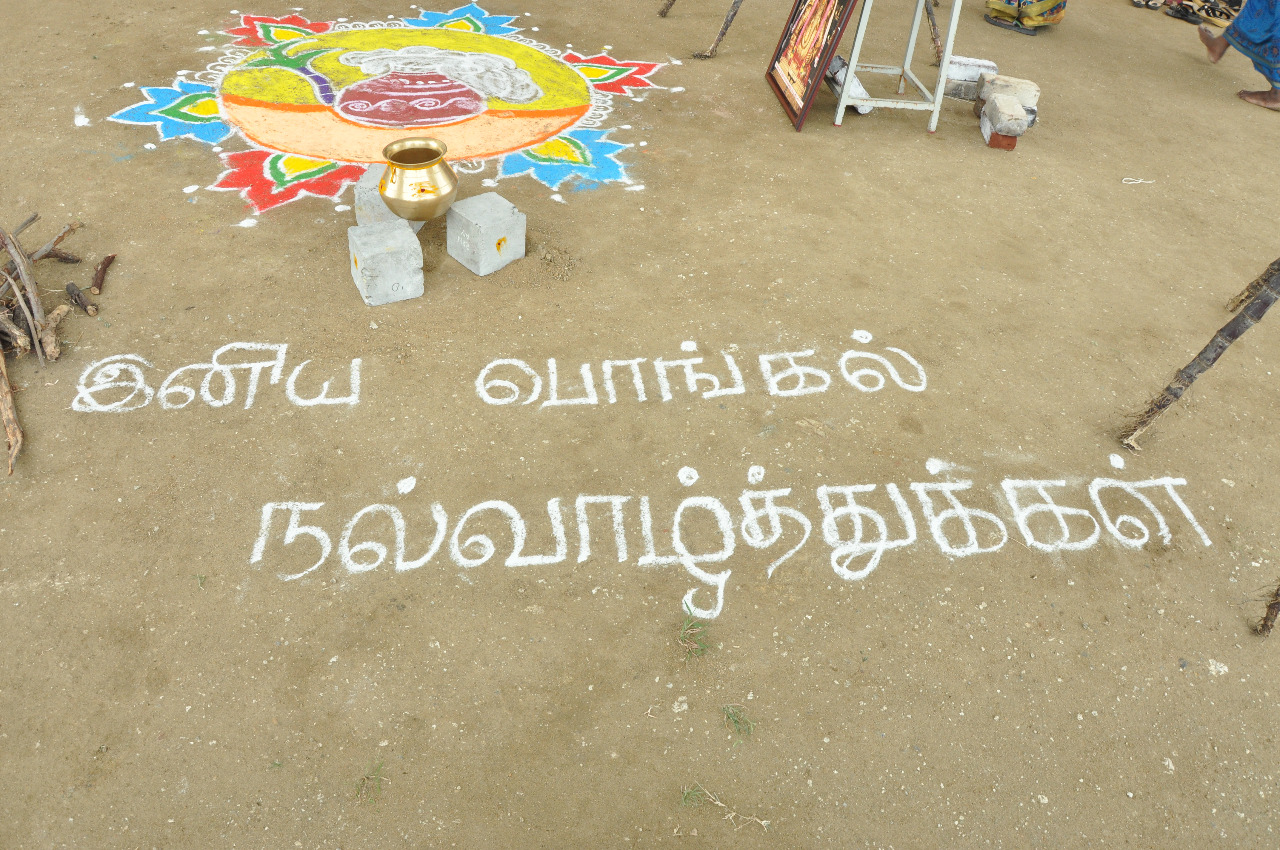 RVCE Pongal Celebration 2018