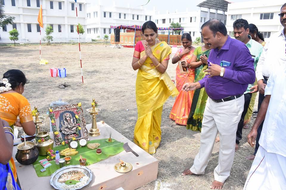 RVCE Pongal Celebration 2020