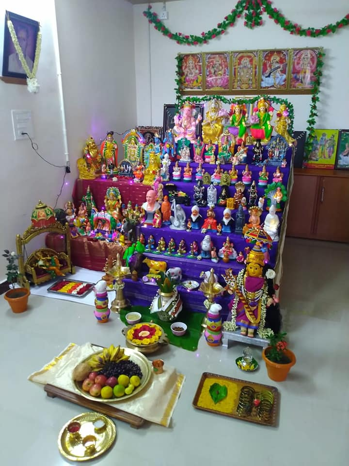 RVCE – Navaratri Celebrations