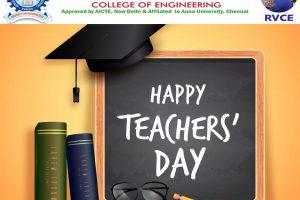 rvce teacheres