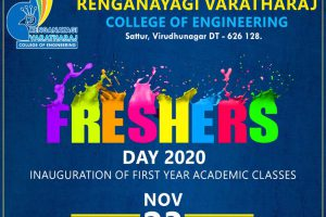 FRESHERS DAY COVER