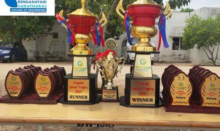 Cricket Tournament in RVCE